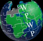 Logoo de la vikikonkurso Vikipediaj Paĝoj Volantaj Fotojn