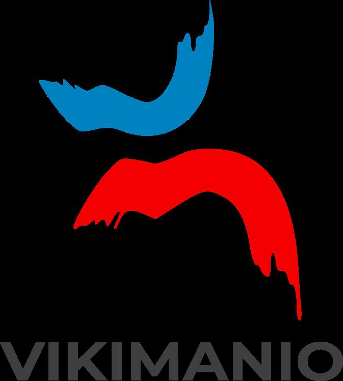 Vikimanio esperanto logoo